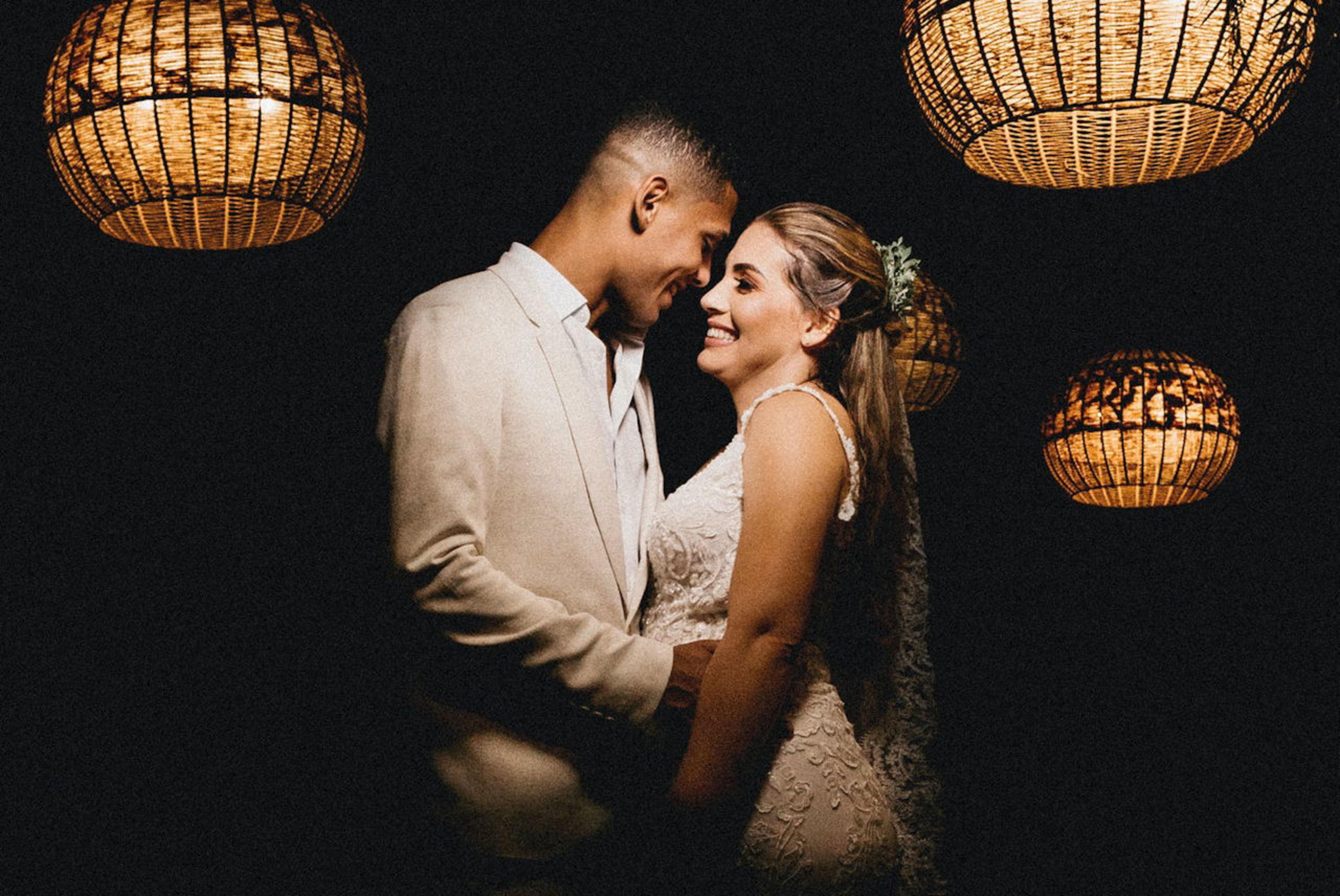 Verlichting op jullie bruiloft