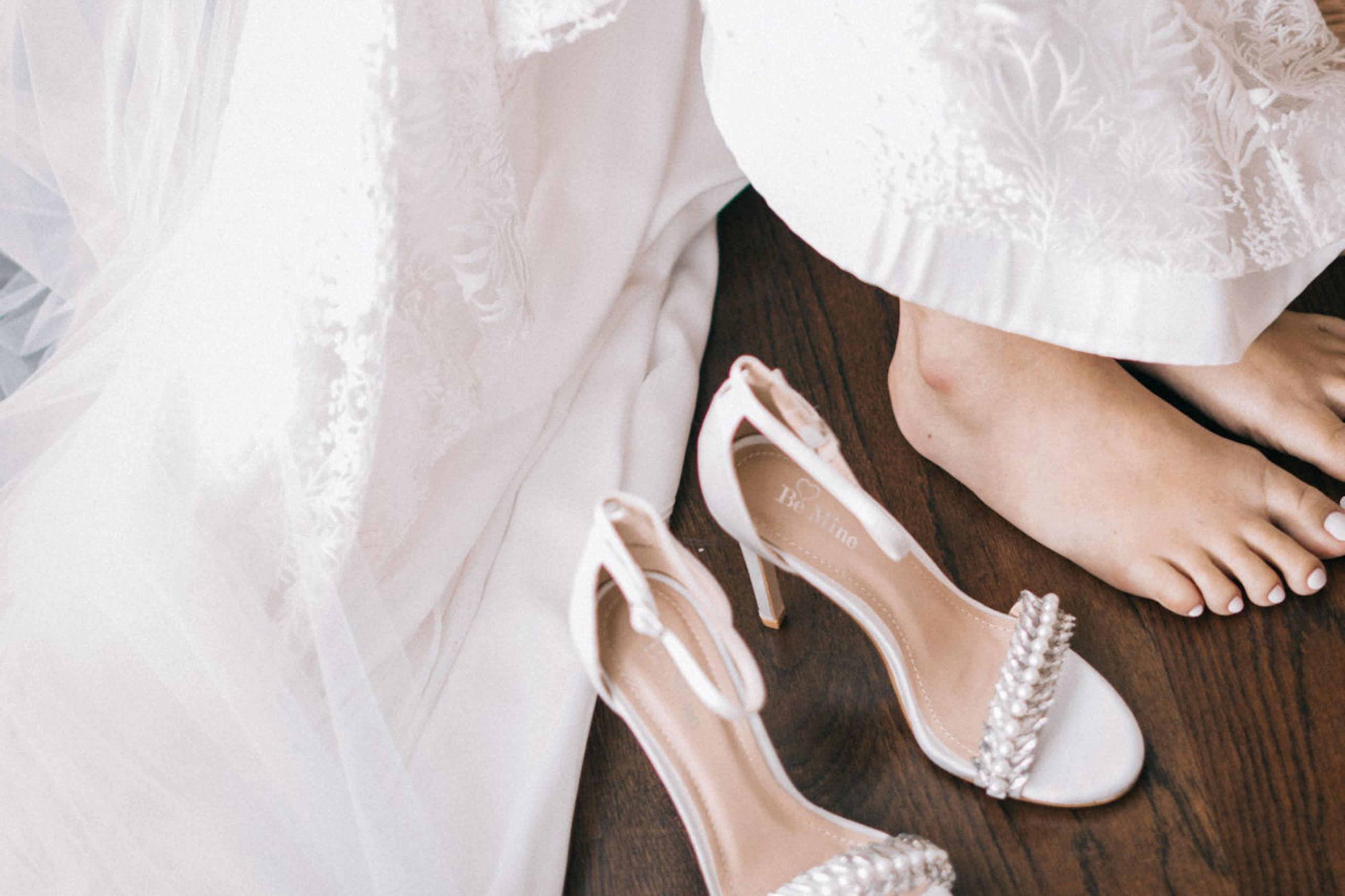 Huwelijksnacht in bruidssuite