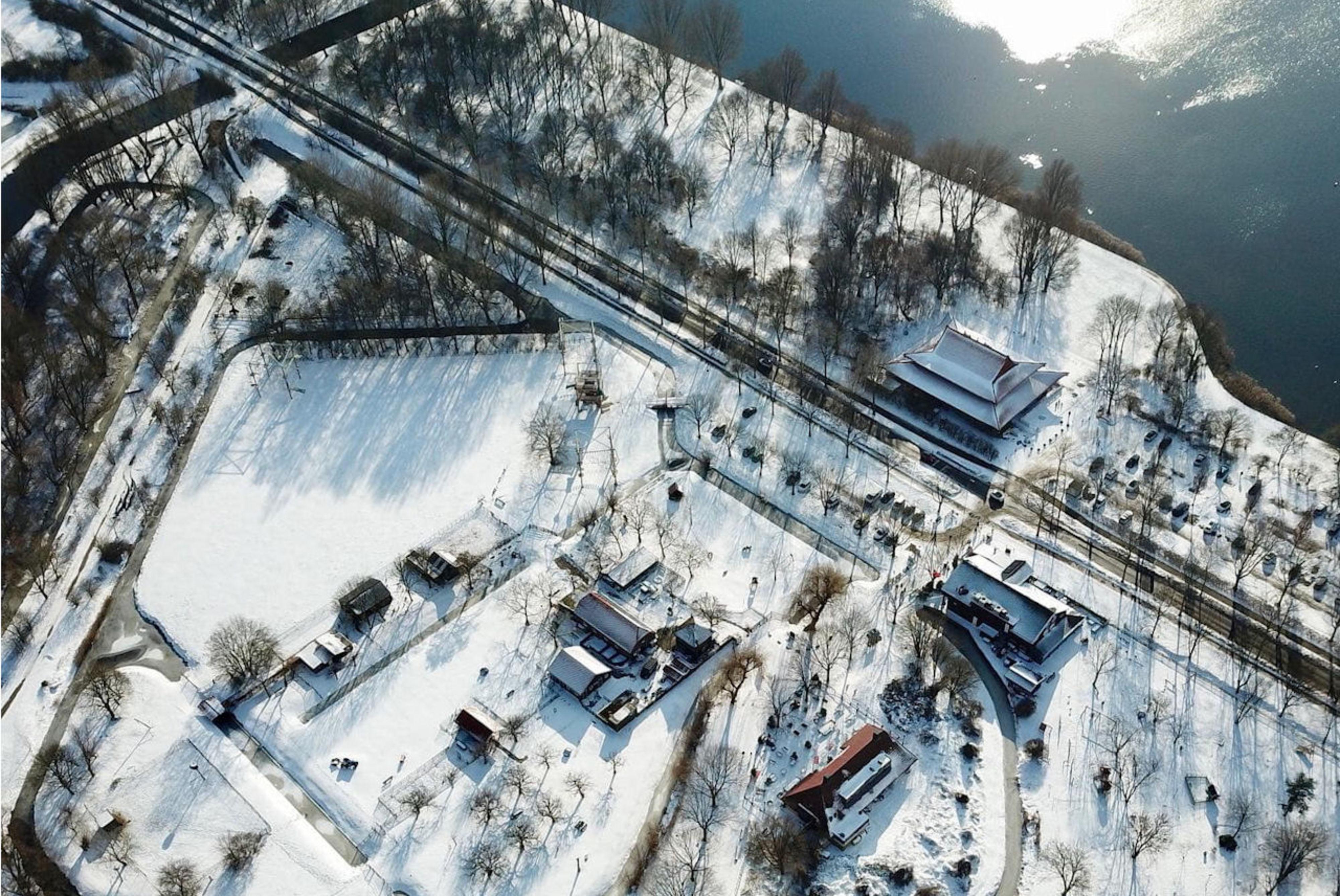 Winterwedding bij Bij Hen in Alphen aan den Rijn