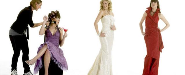 Gewoon Een Andere Trouwjurk Huwelijk
