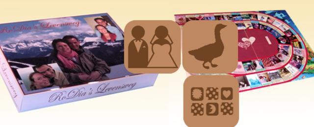 Uniek Spel Als Huwelijkscadeau Huwelijk